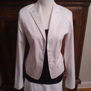 H&M White Suit Jacket